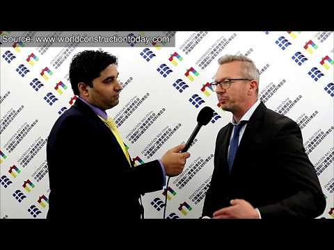World Construction Today interview with Mr. Matthias Strauss