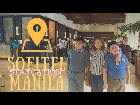 Staycation Sofitel Philippine Plaza Manila 2017