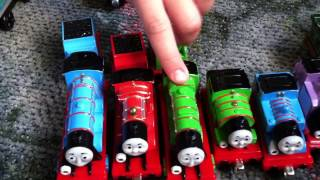 Thomas and Friends Train Collection - Small but Cute