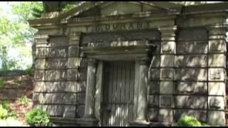 The City Concealed Episode 2 Greenwood Cemetary