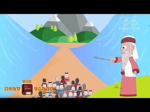 Book Of Exodus I Old Testament Stories I Animated Children's Bible Stories