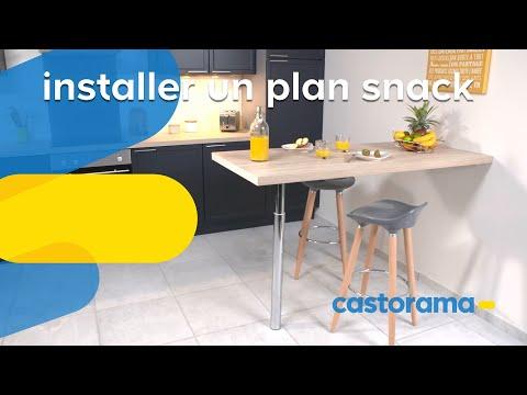 Comment Installer Une Table Murale Dans La Cuisine