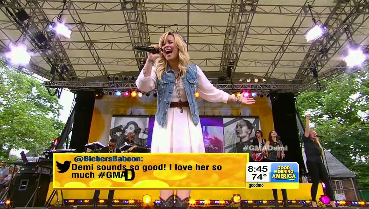 Download Demi Lovato - Made in the usa (live)