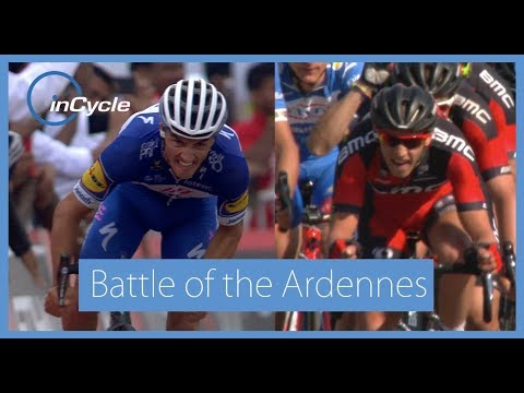 Battle for the Ardennes - Julian Alaphilippe & Dylan Tuens