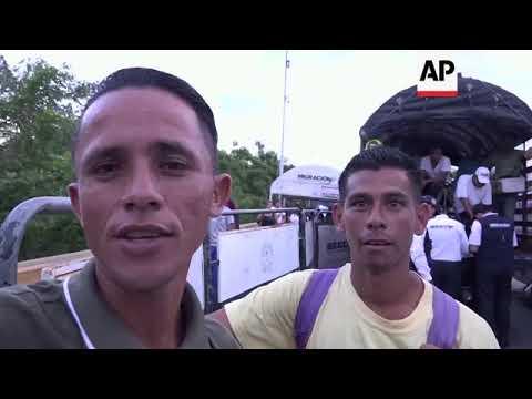 As Venezuela exodus swells, more migrants face removal