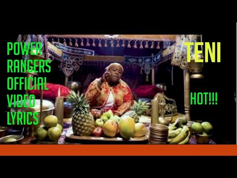 Teni – Power Rangers Official Video (lyrics)