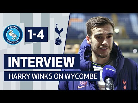 INTERVIEW | Harry Winks On Wycombe Win