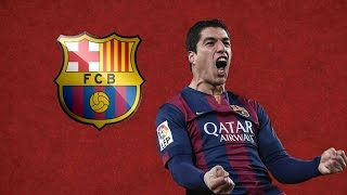 Luis Suarez Best Goals 2016/2017 ● Ajax ● Liverpool ● Barcelona ● HD ● Football Highlights