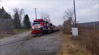 Amtrak/NS Toys For Tots Train
