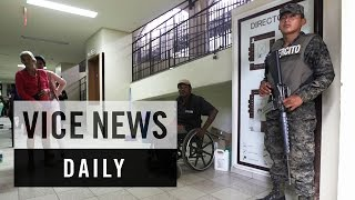 VICE News Daily: Honduran Soldiers Take Over Public Hospitals