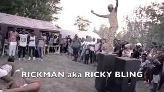 "RICKMAN G CREW -ALA SANI VRIJ ""PASSA PASSA"" - (DJOTE RIDDIM MR DEN PROD)  DANCEHALL AOUT 2015"