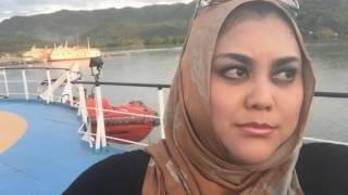 julia rossie goes to lombok mengunjungi kapal legundi part 18