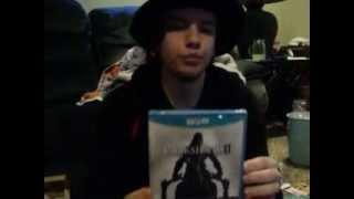 UNBOXING DARKSIDERS II Wii U EDITION - Wii U Launch Part 5