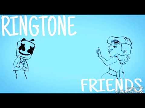 """Marshmallo & Anne Marie - """"FRIENDS"""" RINGTONE"""