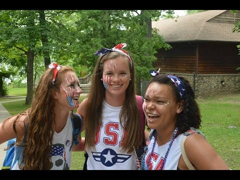 Working At an American Summer camp (Camp America): Camp Crosley