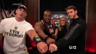 John Cena, Cm Punk & Big E Funny