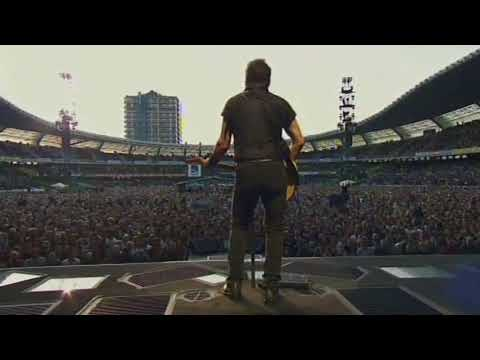 Bruce Springsteen & The E Street Band Live San Sebastián (17/05/2016)