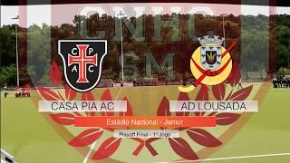 Casa Pia AC x AD Lousada - Final 1 Playoff CNHC SM 2017/18 thumbnail