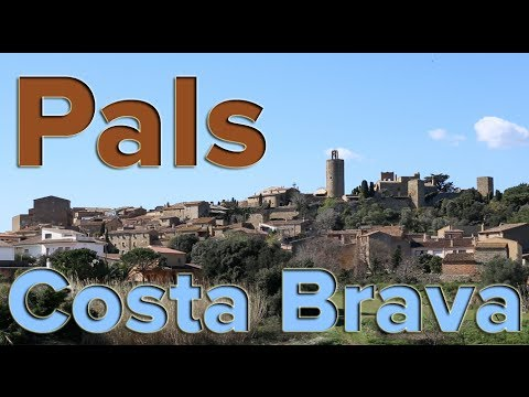 The Medieval Town of Pals - Costa Brava, Spain