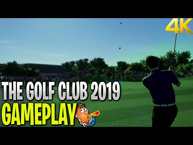 Getting to Grips with Golf | The Golf Club 2019 | Xbox One X 4K Gameplay