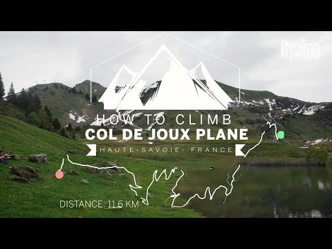 How to climb the Col de Joux Plane