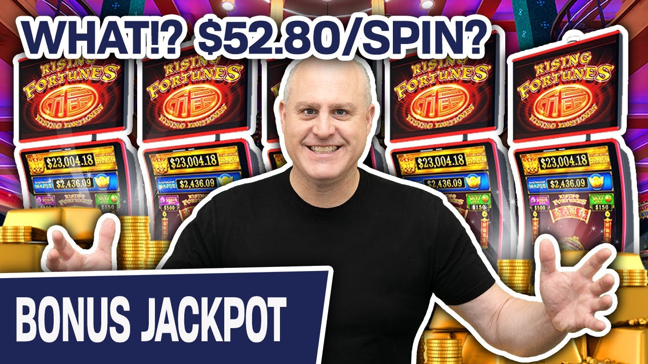 🤪 WHAT!? 52.80/SPIN? Is Raja BONKERS? 💕 TWO JACKPOTS + 16 Free Games