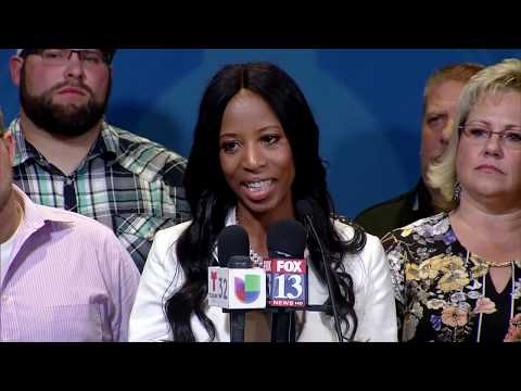 4th Congressional District Candidate Mia Love Answers Media Questions