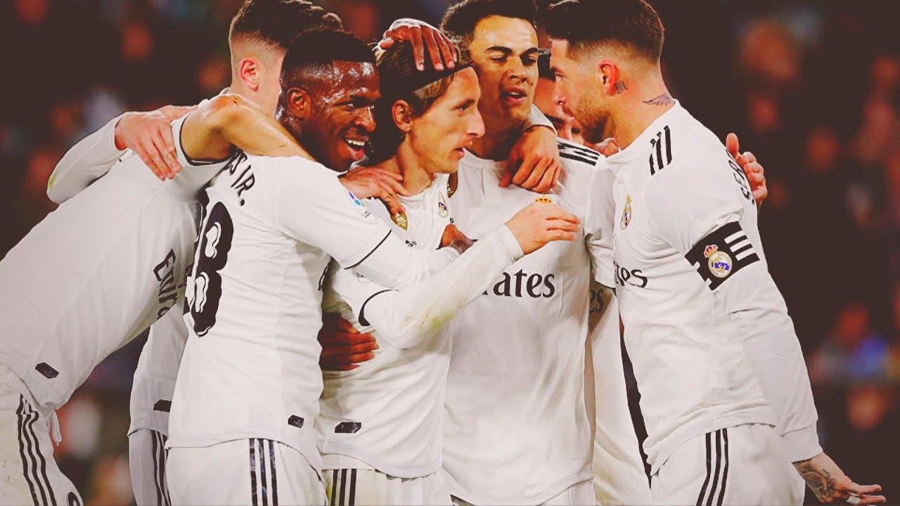 Real Madrid ● Crazy Skills & Goals show 2019   HD