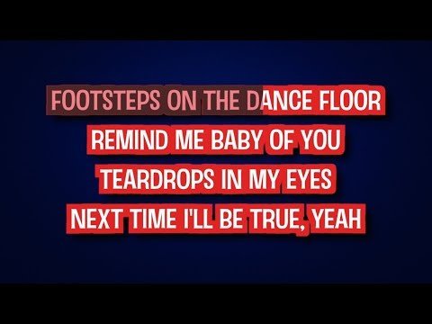 Teardrops - Joss Stone | Karaoke LYRICS