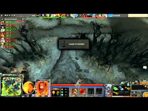 AZG vs Paradise (Jeto Cup 2013 Group Stage)
