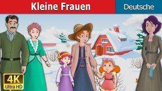 Kleine Frauen   Gute Nacht Geschichte   Deutsche Märchen