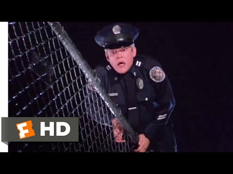 Police Academy 4 (1987) - Skateboarding Punks Scene (1/9) | Movieclips