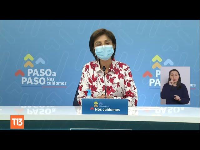 Coronavirus en Chile: Reporte 23 de agosto
