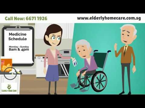 Elderly Home Care Singapore - Intro