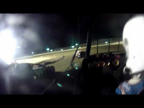 Everett Bradham Clay County Speedway 10-13 Feature
