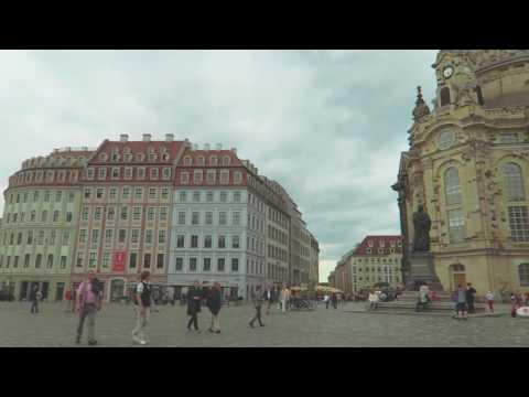 Frauenkirche, Zwinger, Semperoper Dresden | Dailyvlog No. 18