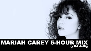 Mariah Carey Mix: 5-Hour Music Playlist of Love Songs, Best Ballads, Greatest Hits & Slow Dance Jams