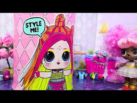 Куклы ЛОЛ Сюрприз | Сборник - мультики для детей #25 Игрушки LOL Surprise Dolls