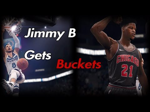 NBA LIVE 19 - What If We Had Throwback Teams | Twolves Vs Bulls