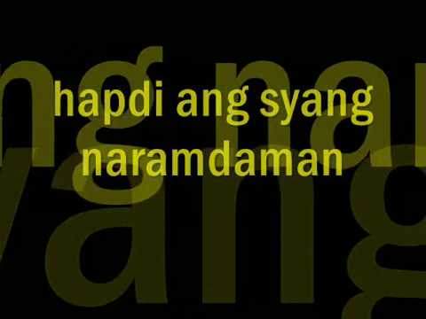 PaglisaN  by: repablikan W/ Lyrics!!!
