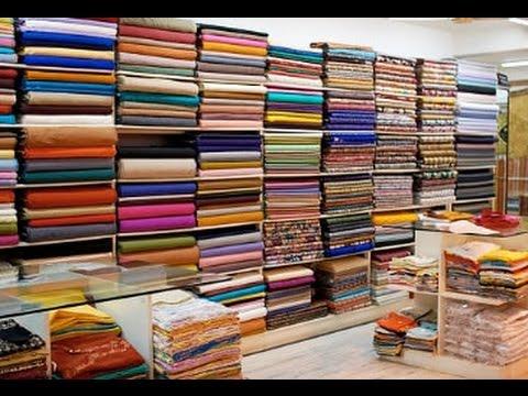 Покупка ткани в Милане. Едем в магазин тканей.