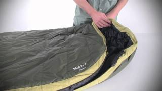 Marmot Flathead Down Sleeping Bag