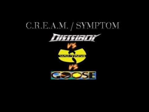 C.R.E.A.M. SYMPTOM * Dieselboy *VS* Wu Tang * DNB * Remix * Goose