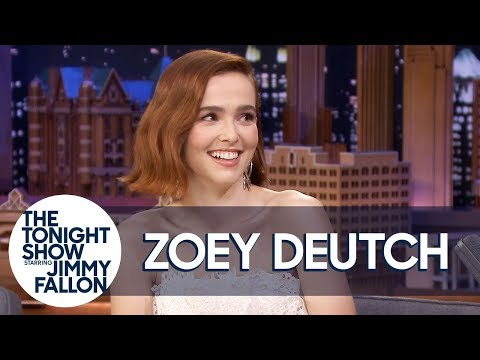 Zoey Deutch Warns Everyone To Not Smoke Woody Harrelson's Weed