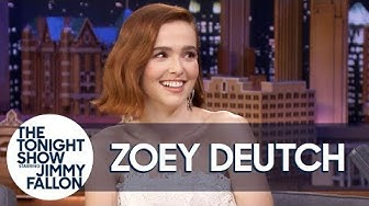 Zoey Deutch Warns Everyone to Not Smoke Woody Harrelson's Weed