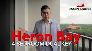 FOR SALE: Heron Bay 4 Bedder Dual Key 1389sqft