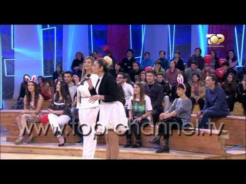 E Diell, 15 Shkurt 2015, Pjesa 9 - Top Channel Albania - Entertainment Show