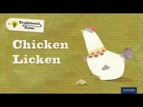 Story Time: Chicken Licken   Oxford Owl