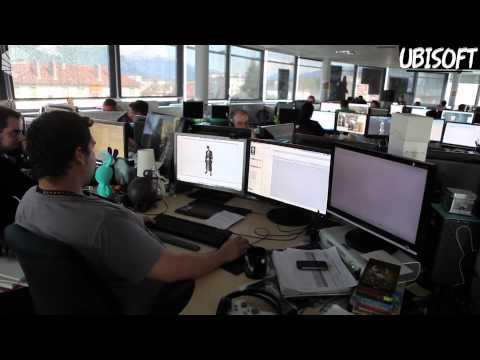 Ubisoft - Journée du multimédia - 30 mai 2012