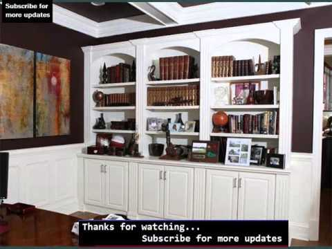 Wall Storage Shelves Ideas Shelving Home Office Youtube